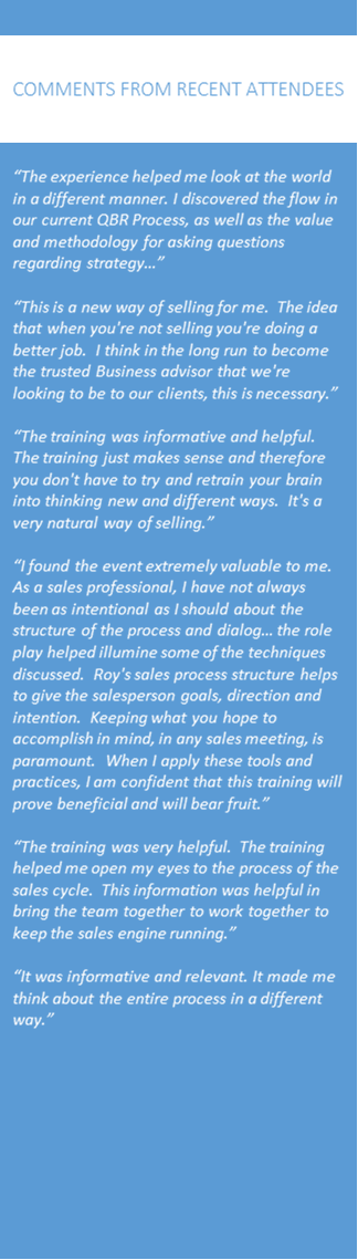 lerengroup-training-comments